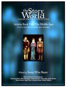 Story of the World: Volume 2: Middle Ages, Activity Book