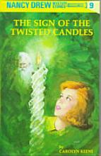 Nancy Drew #09: The Sign of the Twisted Candles