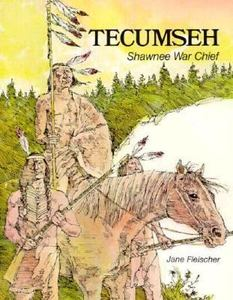 Tecumseh (Shawnee War Chief) - Click Image to Close
