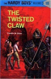 Hardy Boys #18: The Twisted Claw