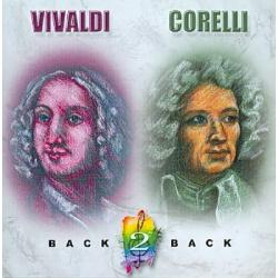 Vivaldi and Corelli CD