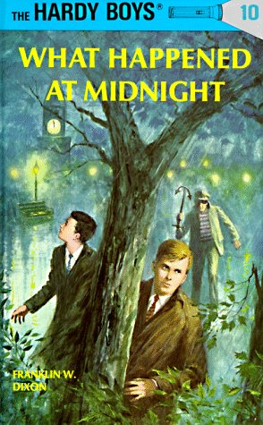 Hardy Boys #10: What Happened at Midnight