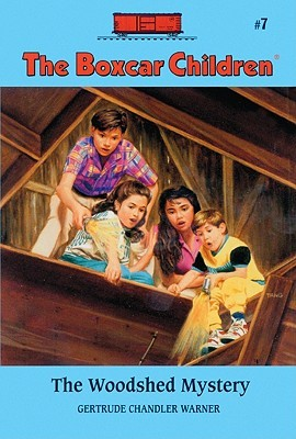 Boxcar Children #07: The Woodshed Mystery