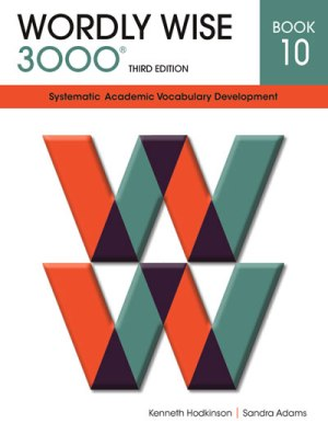 Wordly Wise 3000 3rd edition Book 10