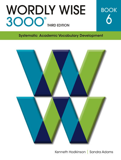 Wordly Wise 3000 3rd edition Book 6