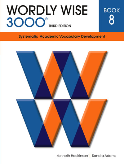 Wordly Wise 3000 3rd edition Book 8