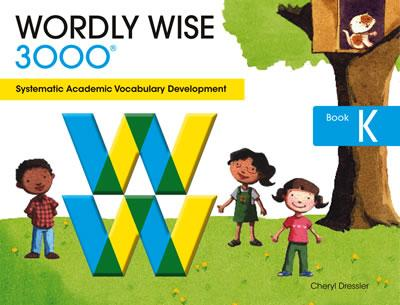 Wordly Wise 3000 3rd edition Book K