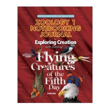 Apologia: Exploring Creation with Zoology 1 NOTEBOOKING JOURNAL