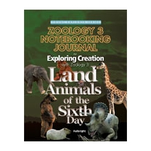 Apologia: Exploring Creation with Zoology 3 NOTEBOOKING JOURNAL