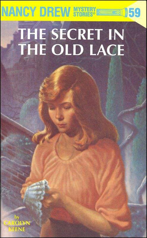 Nancy Drew #59: The Secret in Old Lace