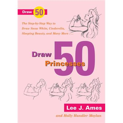 Draw 50 Princesses