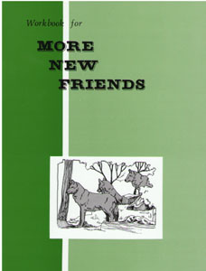 More New Friends Workbook