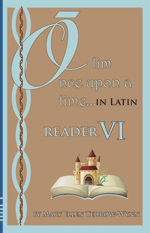 Once Upon a Time, In Latin: Reader V and Workbook V set