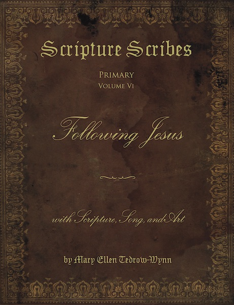 "Scripture Scribes: ""Following Jesus with Scripture, Song, & Art"""