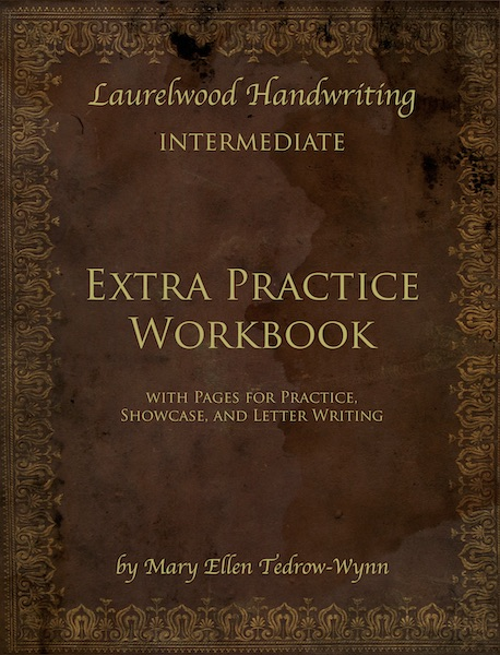 Laurelwood Handwriting Intermediate: Extra Practice Workbook