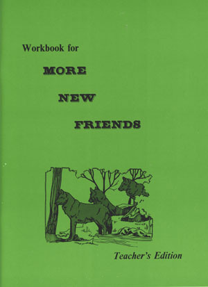 More New Friends Workbook Teacher Edition