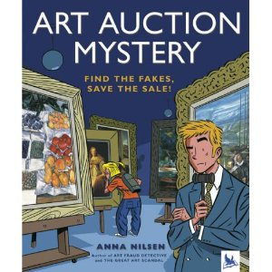Art Auction Mystery