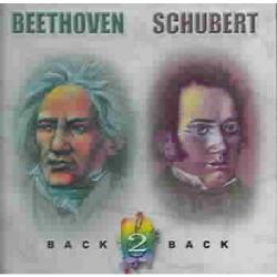 Beethoven and Schubert CD