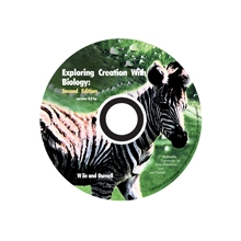 Apologia: Exploring Creation With Biology 2ND Ed. Full CD ROM