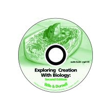 Apologia: Exploring Creation with Biology 2ND Ed. MP3 CD