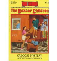 Boxcar Children #11: Caboose Mystery - Click Image to Close