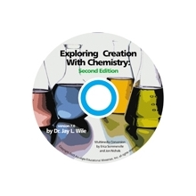 Apologia: Exploring Creation with Chemistry 2ND Ed. FULL vrs. CD
