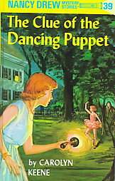 Nancy Drew #39: The Clue of the Dancing Puppet