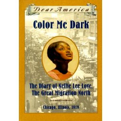Color Me Dark (Dear America)