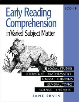 Early Reading Comprehension Book B