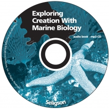 Apologia: Exploring Creation with Marine Biology AUDIO MP3 CD