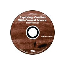 Apologia: Exploring Creation with General Science 2ND Ed. MP3 CD