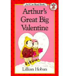 Arthur's Great Big Valentine
