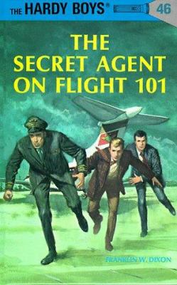 Hardy Boys #46: The Secret Agent on Flight 101