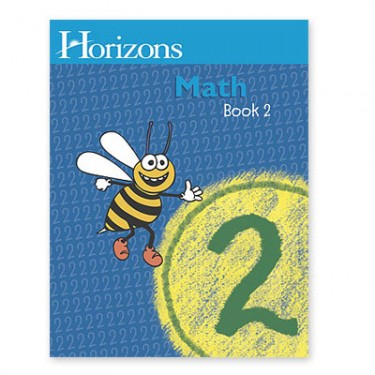 Horizons Math 1 Book 2