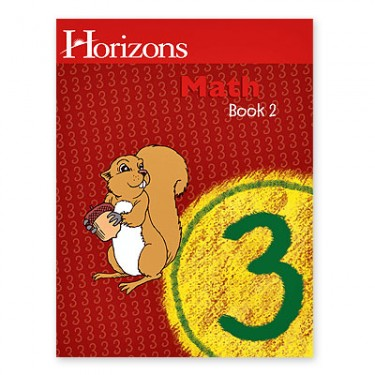 Horizons Math 3 Book 2