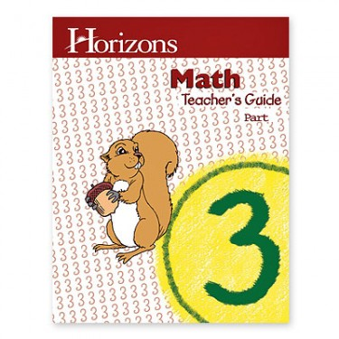 Horizons Math 3 Teacher's Guide