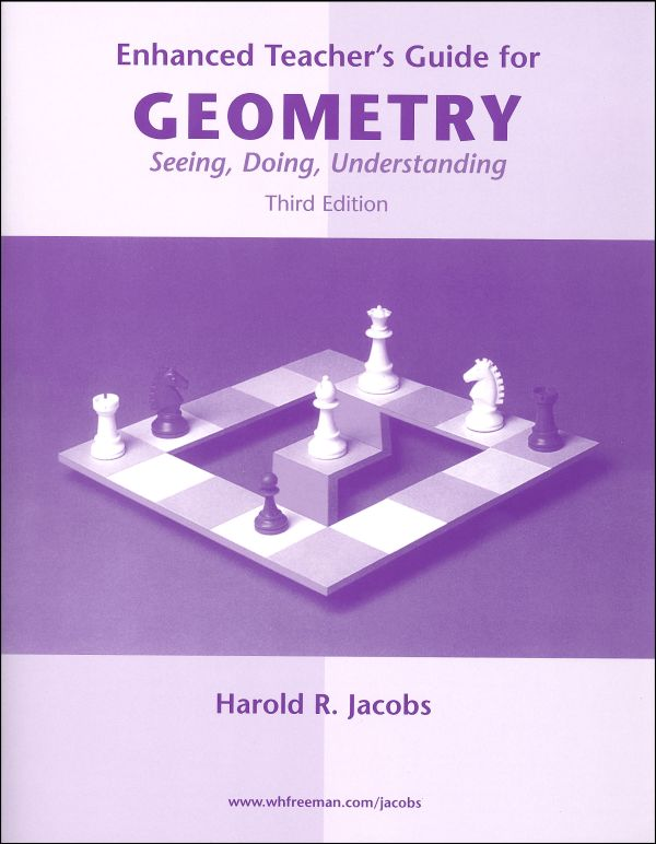 Jacobs Geometry Teacher's Edition
