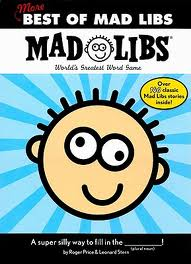 Mad Libs: More Best of