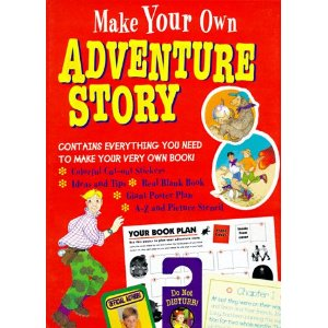 Make Your Own Adventure Story