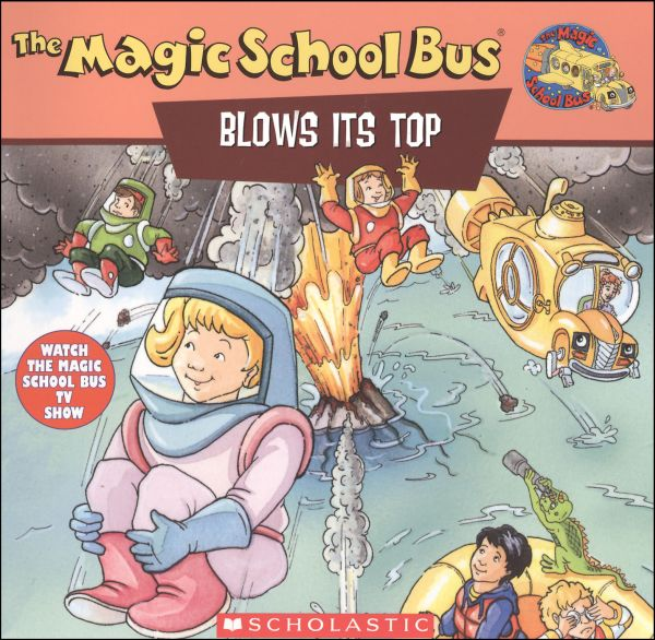 Magic School Bus: Blows Its Top
