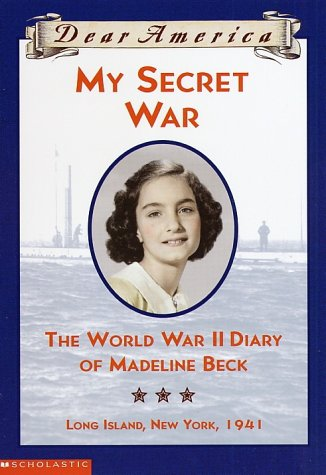 My Secret War (Dear America)