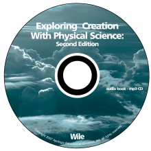 Apologia: Exploring Creation with Physical Science 2ND Ed. MP3CD