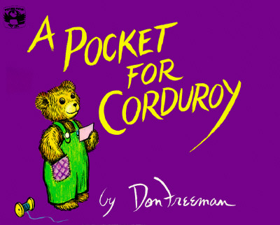 Pocket for Corduroy - Click Image to Close
