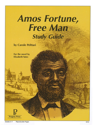 Amos Fortune, Free Man: Progeny Press Study Guide