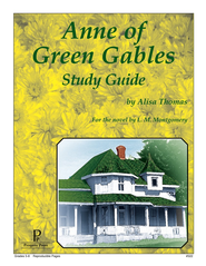 Anne of Green Gables: Progeny Press Study Guide