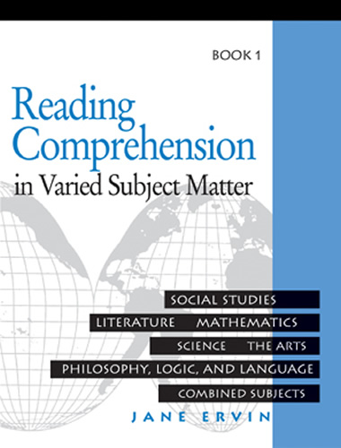 Reading Comprehension Book 1