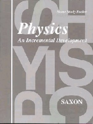 Saxon Physics: Tests & Answer Key