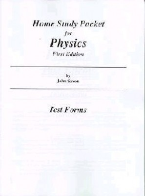 Saxon Physics: Tests only