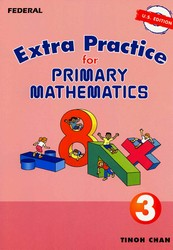 Primary Math 3 Extra Practice (Singapore)