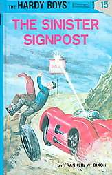 Hardy Boys #15: The Sinister Signpost